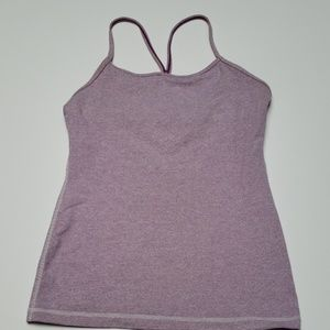 Lululemon Athletica sports tank top sz 6